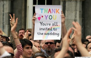IRELAND-GAY-MARRIAGE-VOTE