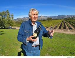 But the bear was bigger....So Fess Parker left the frontier and got into wine making.