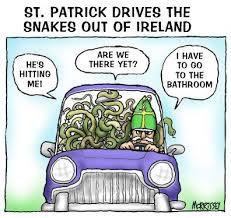 St. P) snakes