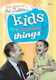 kids say